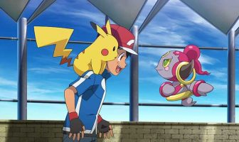 Ring No Chomajin Hoopa Or Clash Of Ages